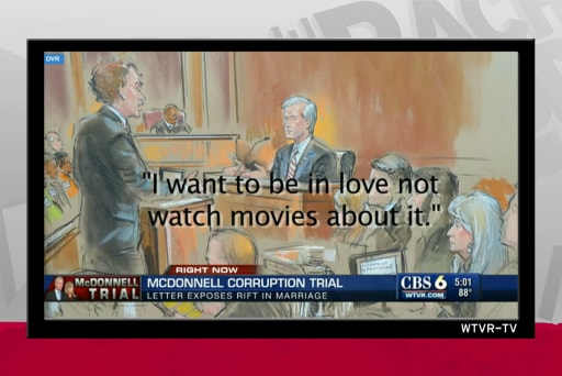 Lurid McDonnell trial takes personal turn