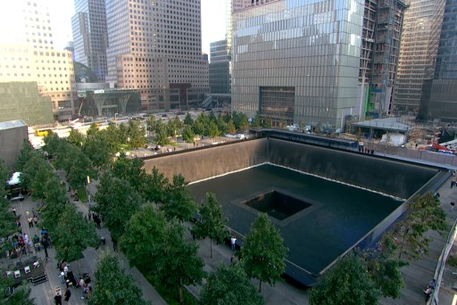 Remains of 9/11 victims moved to WTC site