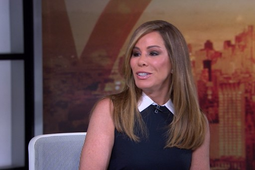 Melissa Rivers: My mom was a terrible driver