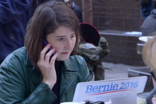 From 'Occupying' to campaigning for Bernie