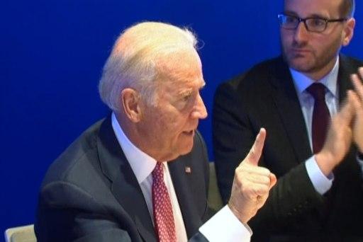 VP Biden rails against LGBT discrimination