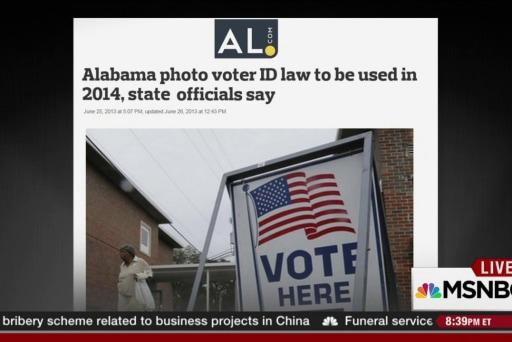 AL Secretary of State defends DMV closures