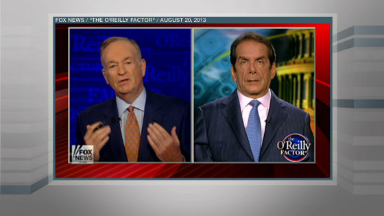 Bill O'Reilly Wrong On Pot Arrests