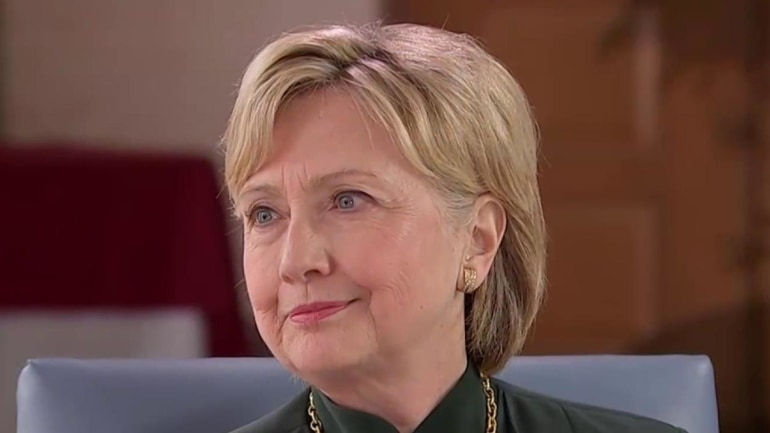 "Image result for Hillary Clinton: ""Investigating Me Proves That We Are Living In A Dictatorship, This Is An Appalling Attempt To…' (VIDEO)"