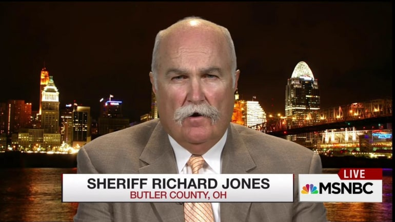 Ohio Sheriff: 'I'd deport American citizens if I could'