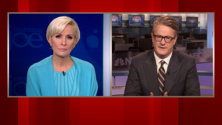 Morning Joe Mix: Friday, December 4