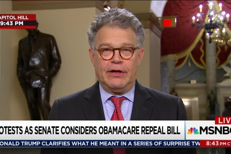GOP bill 'opposite of what Trump promised'