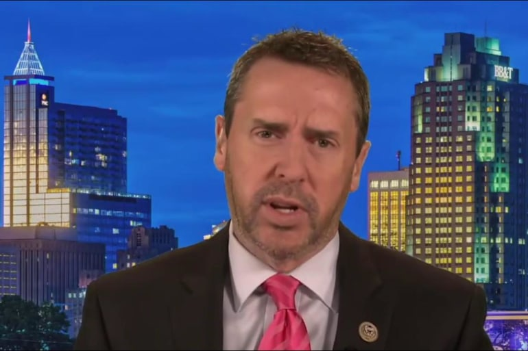 Congressman on why he's against bipartisan...
