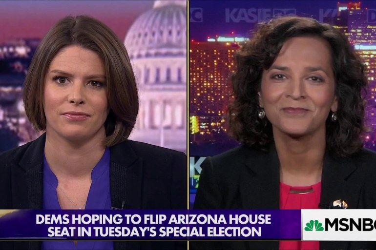 Democrats hope to flip Arizona district in Tuesday special election