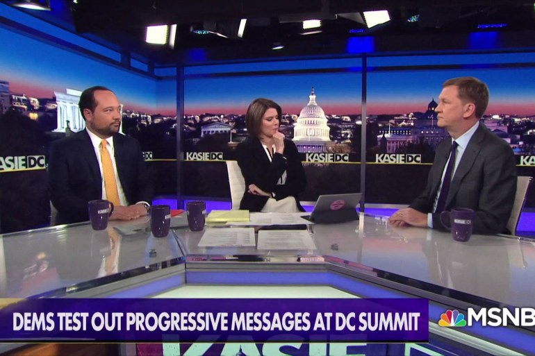 Democrats struggle to produce unified message