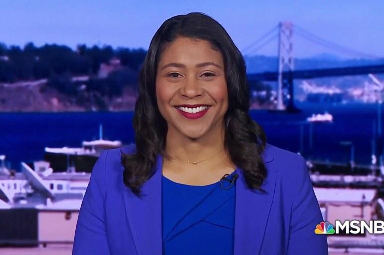 San Francisco Mayor-elect London Breed one-on-one with Joy Reid