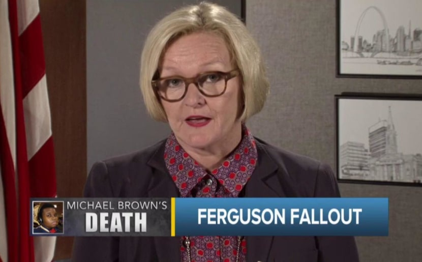 Sen. McCaskill: What's next after Ferguson?