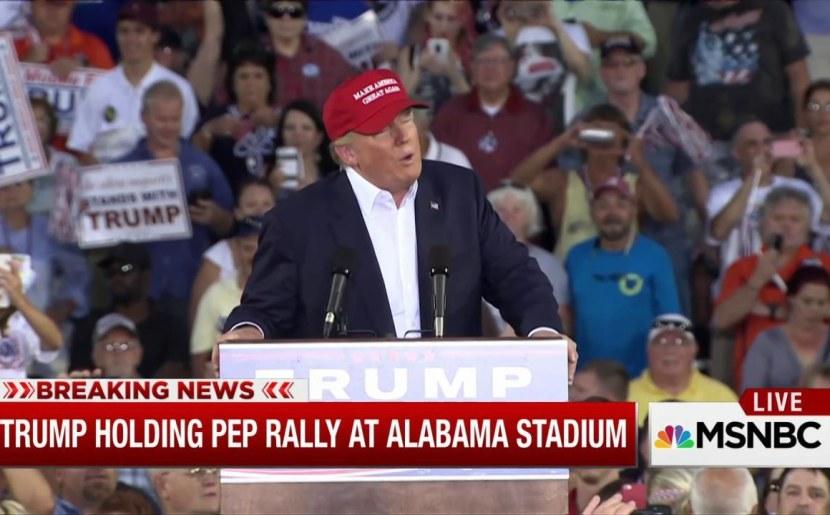 First ever #TrumpCheckLive