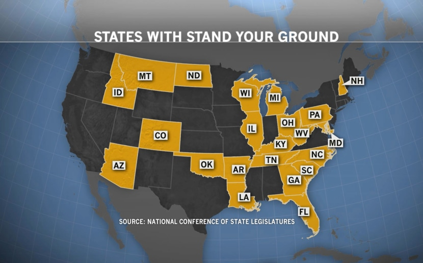 A mother stands her ground against gun law