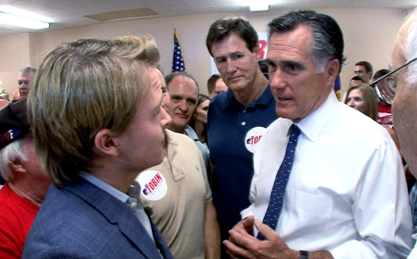 Mitt Romney: Campaign Trail Exclusive