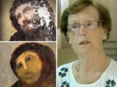 Falling Down Stairs Cliparts likewise Fall down furthermore Clumsy Woman furthermore Search together with 13436756 Woman Who Ruined Spanish Artwork Says Priest Knew She Was Painting On It. on old cartoon woman falling down
