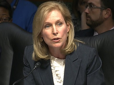 Gillibrand loses bid to strip military sex assault cases from chain of command