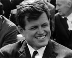 Image: Ted Kennedy, Oct. 1965