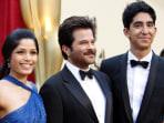 Image: Slumdog Millionaire actors