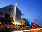 Image: Art Deco District in South Beach