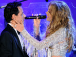 Image: Marc Anthony, Jennifer Lopez