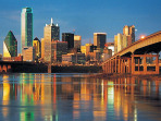 Image: Dallas skyline