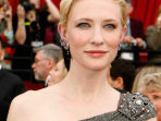 Best Supporting Actress nominee Cate Blanchett arrives at the 79th Annual Academy Awards in Hollywood