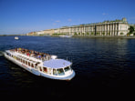 Image: Excursion Boat on Neva River