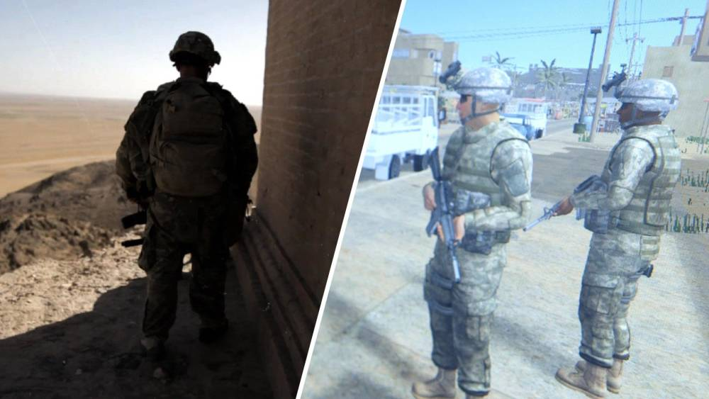 a410556cba13 How Virtual Reality Is Helping Heal Soldiers With PTSD