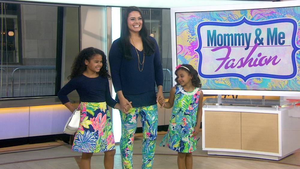 73e26dd0ed Bobbie s Buzz  Matching mother-daughter outfits for Mother s Day