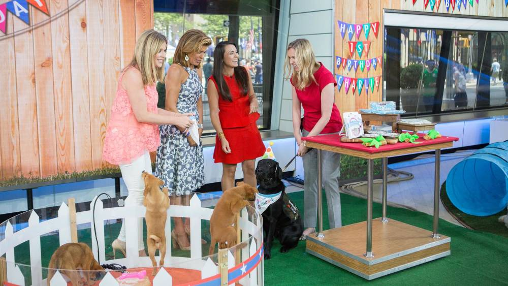 How To Throw A Birthday Party For Your Dog Like TODAYs 1 Year Old Charlie