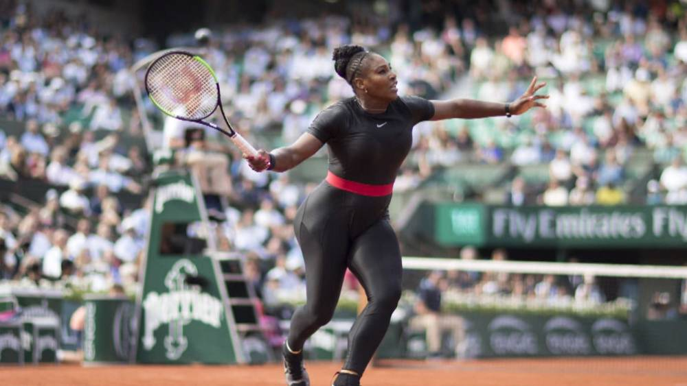 2418cb27f679 New French Open dress code bans Serena Williams  catsuit
