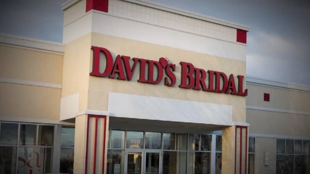 483441398e7 David s Bridal just filed for bankruptcy