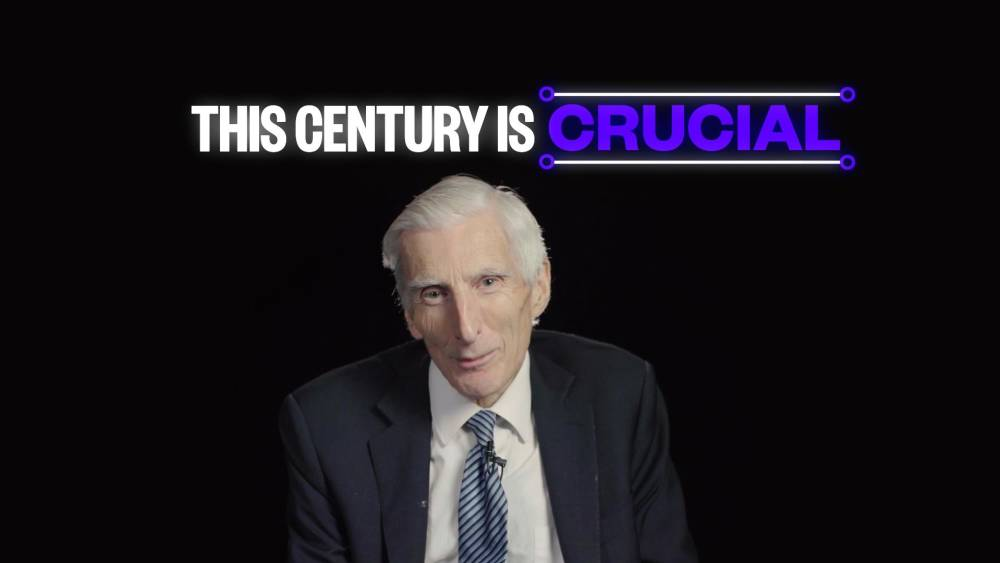 d55cd41f1 Will humanity survive this century  Sir Martin Rees predicts  a bumpy ride   ahead