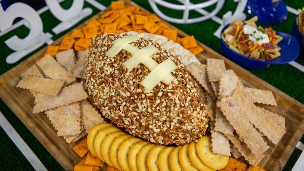 10 Super Bowl Party Ideas From Game Day Food To Football Decor