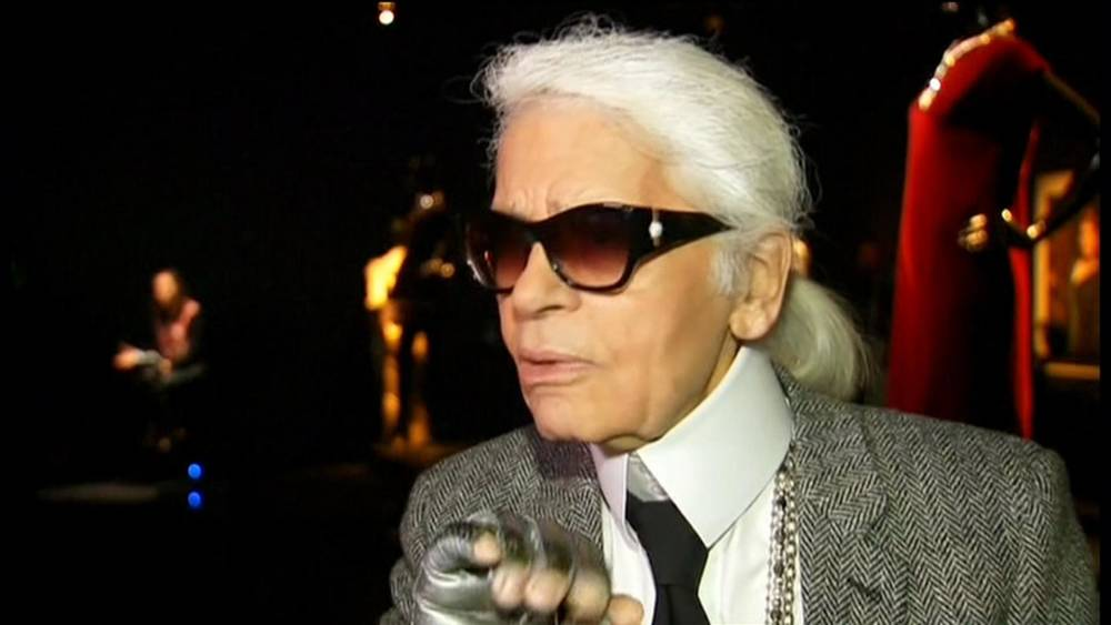 Designer Karl Lagerfeld Passed Away At The Age Of 85