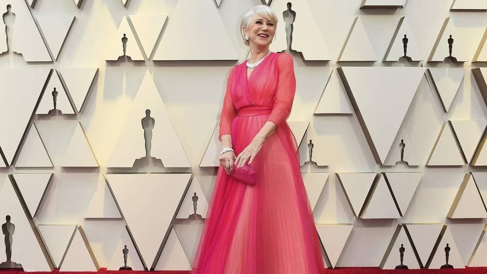 a86d30e65ec0 The top Oscars red carpet trends  Hot pink