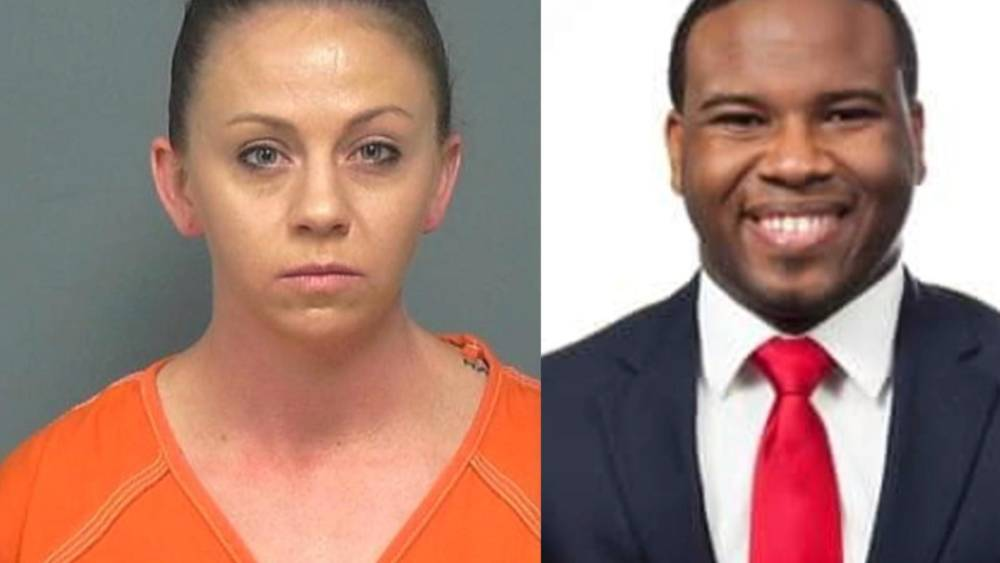 cdd061d15 Ex-Dallas officer who shot Botham Jean says in 911 call she thought it was her  apartment