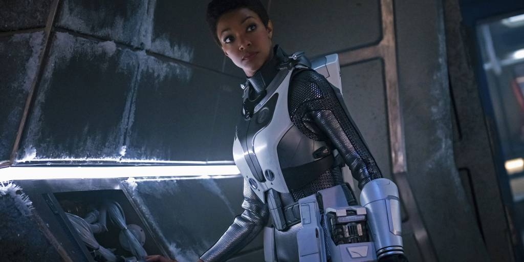 'Star Trek Discovery' keeps progressive view of future in the Trump era