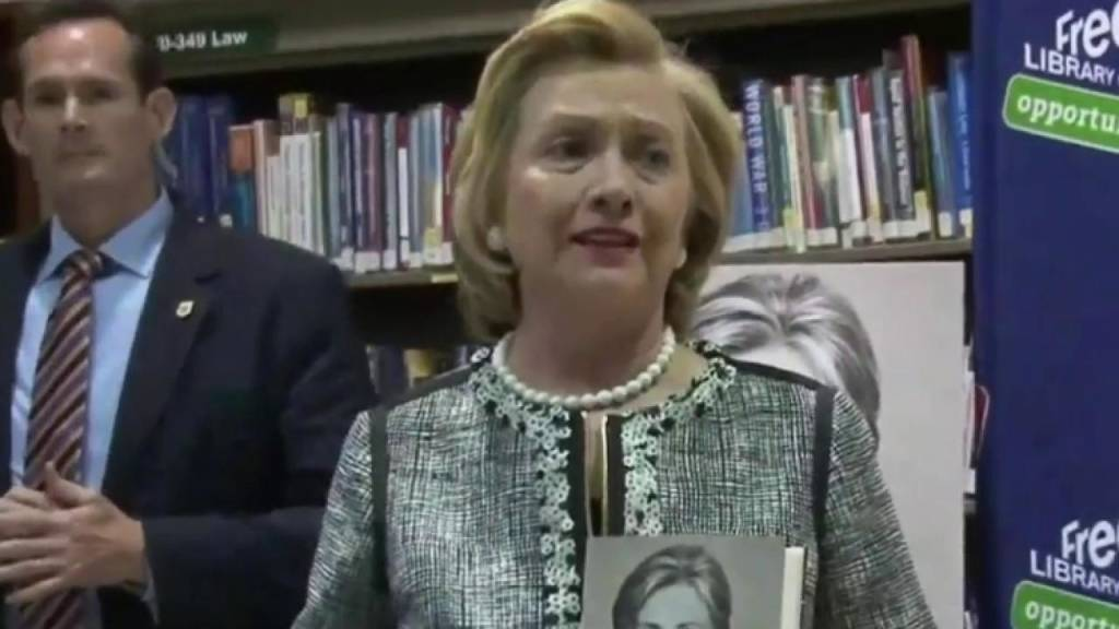 hillary clinton and hidden thesis