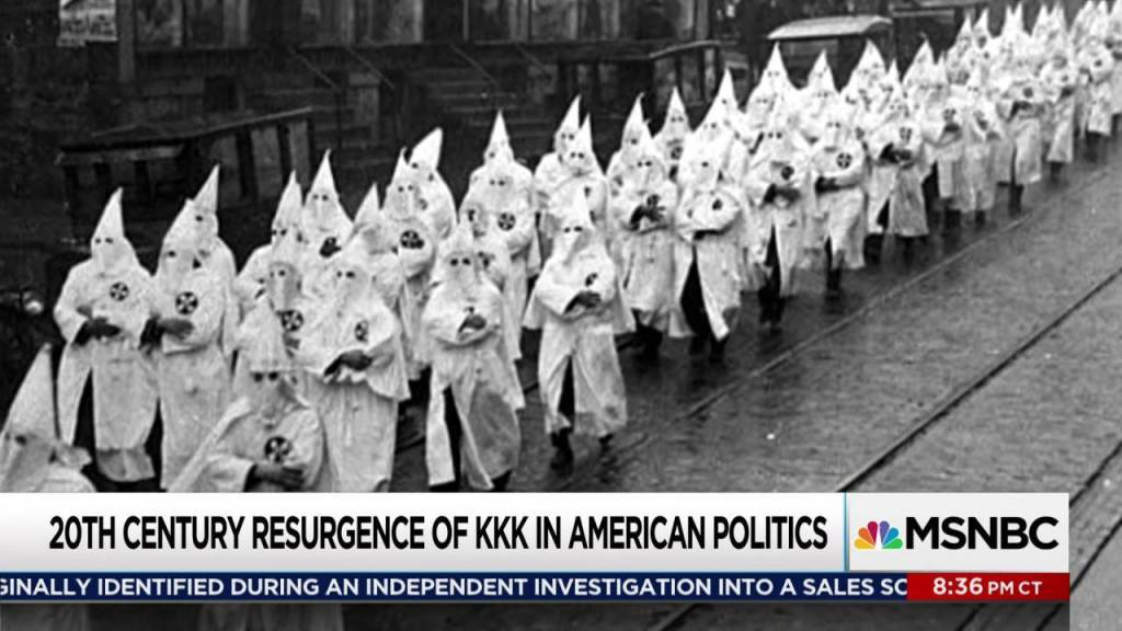 why the ku klux klan is everything the american dream is not They come sneaking up and run you out of your house and take everything you had the ku klux klan is an american a former ku klux klansman was convicted.