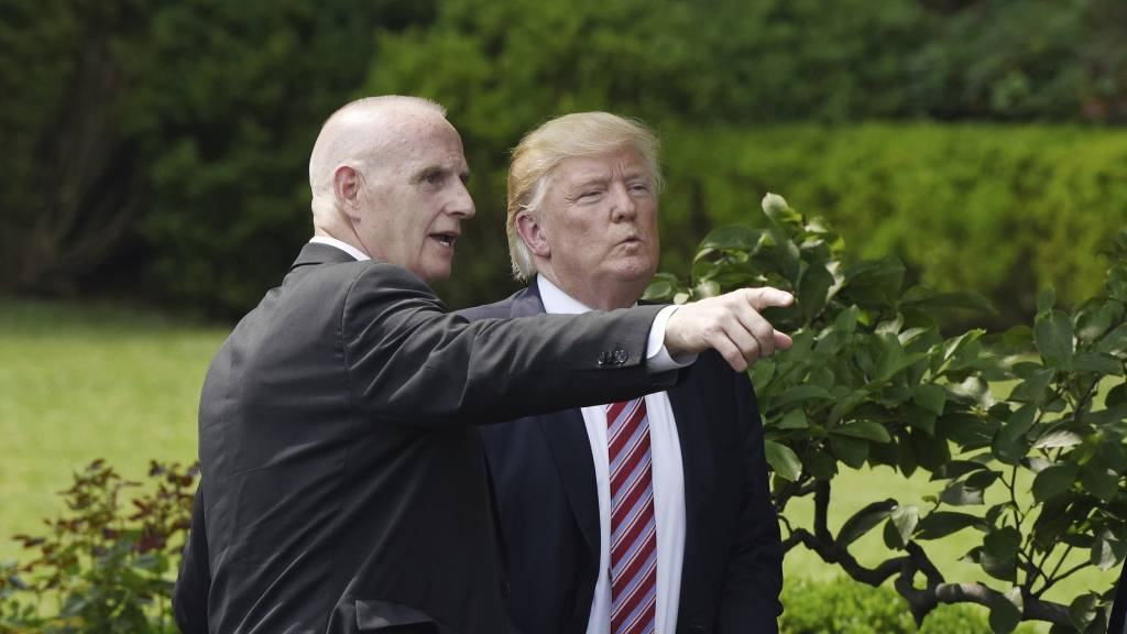 Trump campaign paid Trump bodyguard Keith Schiller's lawyers