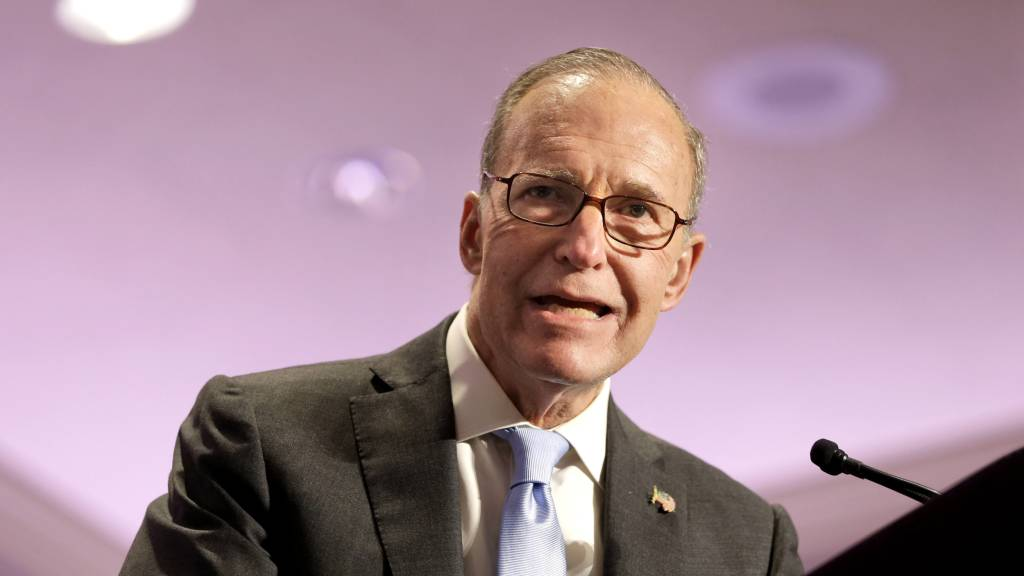 Why Trump picked Kudlow to replace Cohn