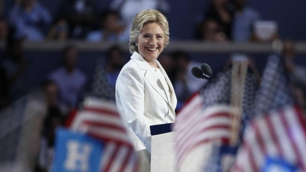 Republicans are running against Hillary Clinton — again