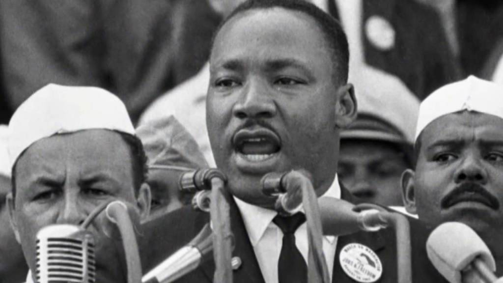 the role of martin luther king junior in the struggle for racial equality during the 1950s and the 1 Martin luther king jr day gabe s a groundbreaking force in the struggle for american equality  lack of progress with regards to racial equality.