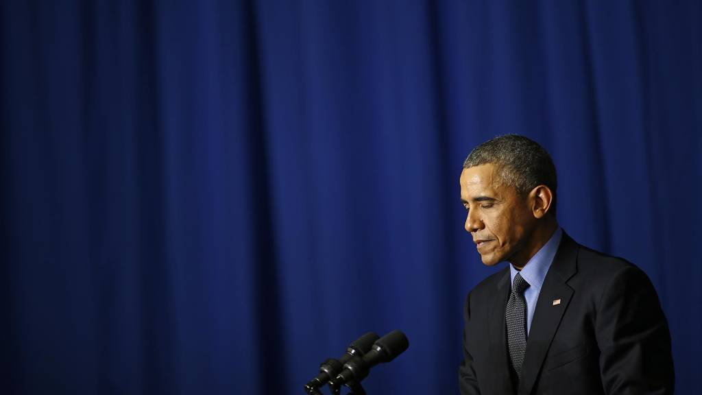 an analysis of president obamas remarks about President obama uses the three rhetorical appeals, various styles of diction, the three occasions of rhetoric, as well as narration, cause and consequence, and process analysis in his plea to the american people to support his plan for intervention in the syrian civil war.