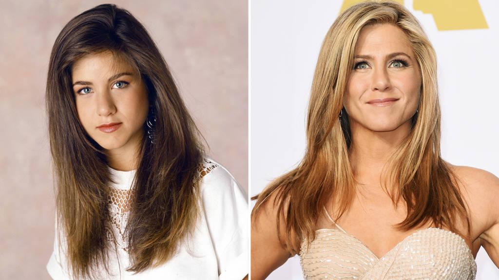 Jennifer Anistons Hairstyles Hair Evolution