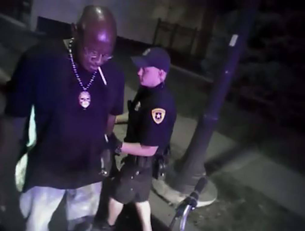 A Video Again Casts Doubt On Police Shooting Of A Black Man