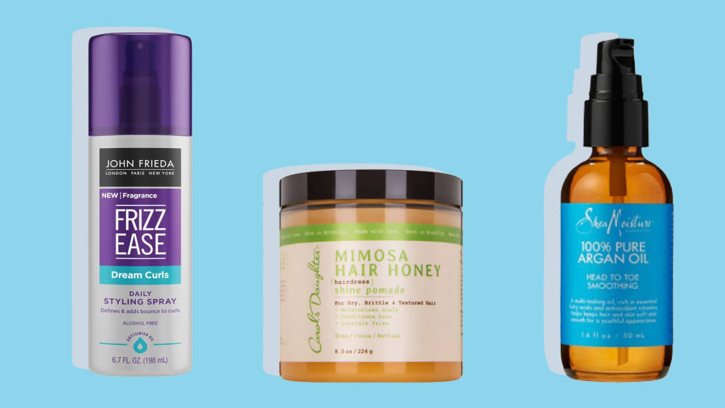 Best drugstore hair products for curly hair
