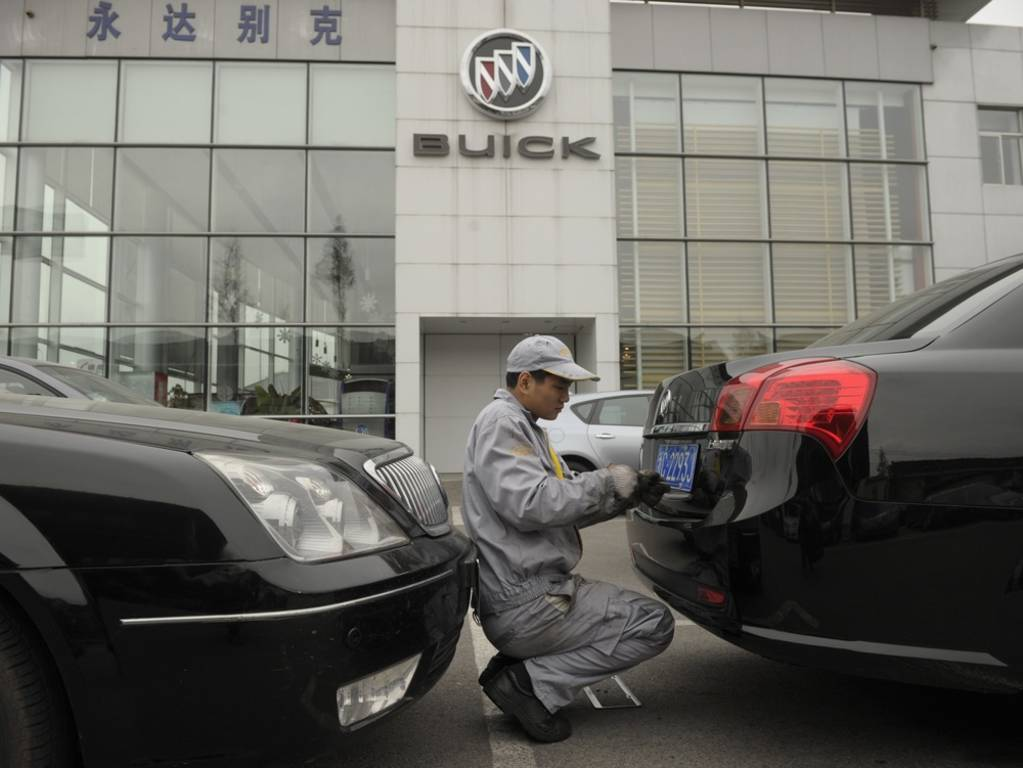 gm in china Gm's joint venture in china, shanghai gm, will also recall more than 33 million buick, chevrolet and cadillac vehicles from oct 20 due to a defect with the suspension system, a chinese regulator.